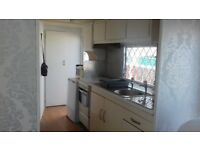 5 birth static caravan 1double bedroom 1 single double sofa bed in lounge fitted kitchen