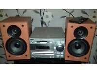 SONY STEREO AUX RADIO CD