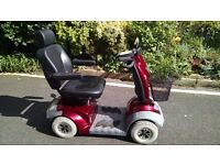 TGA 8 MPH Mobility Scooter.