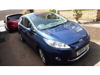 Ford Fiesta Titanium 5Door Automatic, low mileage, very good conditon