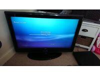 32inch HD ready Bush TV cheap read discription