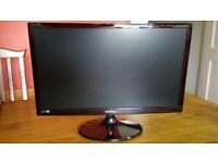 Samsung PC monitor 24 inch Syncmaster