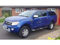 Stunning Ford Ranger 2.2 Limited 6-speed Manual