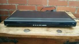 DVD player without remote control, hdmi