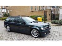 2004 Bmw 330d M Sport Diesel Manual Estate