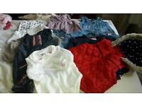 Winter bundle girls clothes 3-6 months
