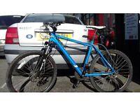 Absolute Bargain! Mountain Bike + Free New Accesories (Helmet, wheel writer, lights, gloves, etc.