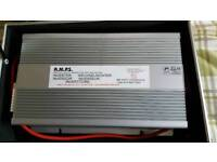 Brand new never used A.M.P power inverter
