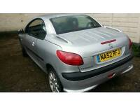 Peugeot 206cc, 206hatch, 206coupe for breaking