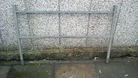 Ifor Williams P6E Ladder Rack