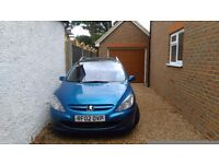 Peugeot 307 SW 7 seater