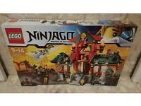 LEGO NINJAGO, 70728, RETIRED SET BRAND NEW IN BOX