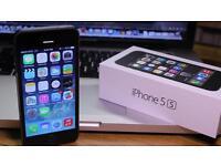 iPhone 5S 16GB Space Grey Unlocked (Sim Free) £190 No Offers