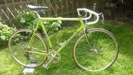 Vintage Viscount 600ex racer road bike (10kg)
