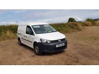 Vw Caddy Maxi van. 1.6 diesel manual van. 98000 miles.