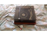 Turntable BSR McDONALD TPD MP60