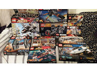 LEGO Sets BUNDLE!! Star Wars, SuperHeroes and Lord of the Rings!!