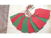 10 Christmas gift tags