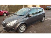 Vauxhall Corsa 1.2 Exclusive, AC, FSH, 5door,Electric Windows