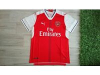 Puma Arsenal home jersey S M L XL 16/17