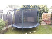 7ft Trampoline with Safety Net
