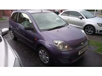 Ford Fiesta Style 1.25 3dr Low Miles, MOT until end March 17, £2k ono