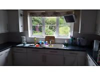 Kitchen for sale - white gloss