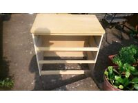 3 drawer chest of drawers - Ikea - very good condition