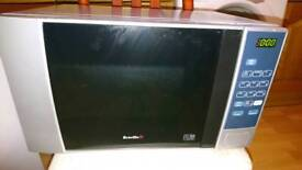 Breville Touch control microwave