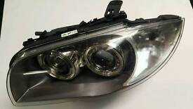 BMW E87 130i Bi Xenon Headlight