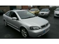 STUNNING VAUXHALL ASTRA COUPE 2.2 LOW MILES VERY CLEAN CHEAPER PX WELCOME