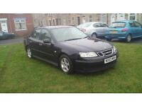 2003 Saab 9-3 linear tid diesel 137k £450 7 months mot drives perfect