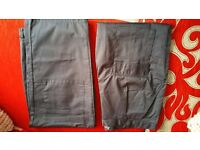 MEN WORK TROUSERS BRAND NEW 44 INCH WAST 29 INCH LEG 2 PAIRS FOR SALE