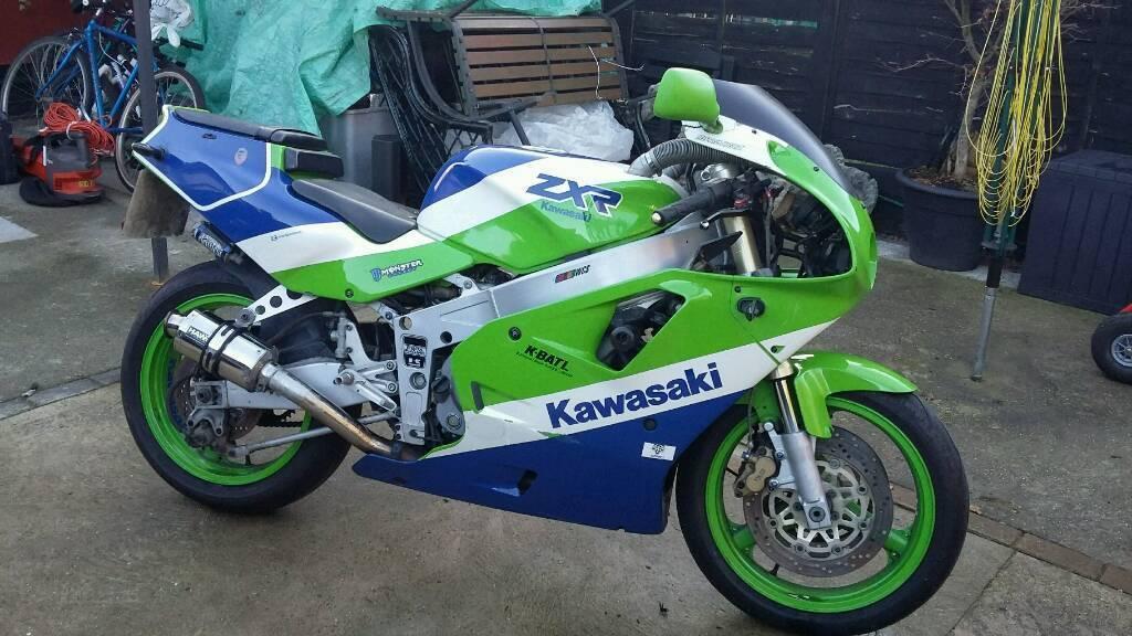 Kawasaki Zxr Model History