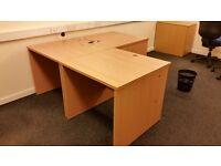 Office desk computer desk shop office