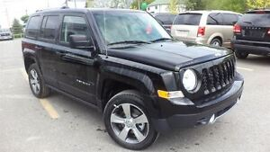 2016 Jeep Patriot SPORT HIGH ALTITUDE