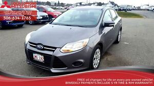 2013 Ford Focus SE - only $111 B/W