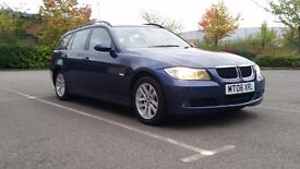 2006 BMW 320d SE Touring - E91 - Panoramic Sunroof - Upgraded Sound System