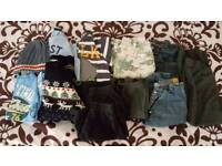 Boy's aged 7-8 clothes bundle