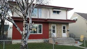 2 BR main level of a duplex on Talbot available immediately