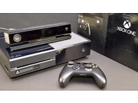 Xbox One 500GB (No Kinect), Unboxed