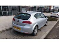 2008 Seat Leon 1.6 Petrol 5door Metallic Silver £1400