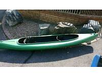 13ft 2 Man Kayak / Canoe