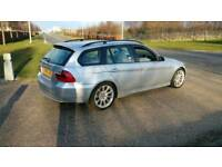 2006 BMW 320D MANUAL TURBO DIESEL TOURING STATE