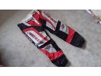 Shot MX Pants /Trousers size 32