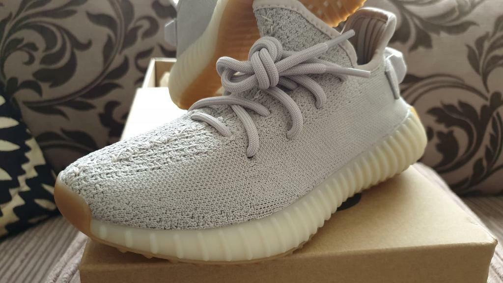 save off 0d25a 302a2 Adidas Yeezy Boost 350 V2 Sesame UK 3.5 | in Plymouth, Devon | Gumtree