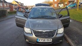 Chrysler grand voyager 2006 auto CRD diesel 11 months mot low mileage