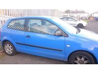 Vw polo 1.2 e very good condition for age drives mint
