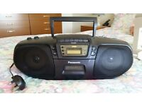 CD, Tape and Radio Stereo Player