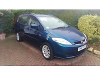 GREAT 7 SEATER FAMILY CAR, 2 OWNERS, PETROL, 63000 MILES, JUST HAD FULL SERVICE, MOT DUE OCT 2017